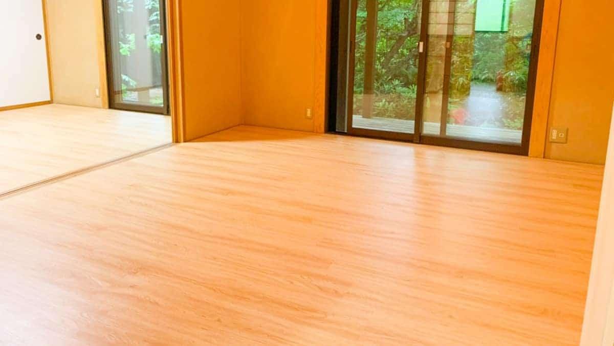 仙台市青葉区 床暖房設置工事